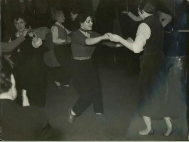 Dancing at the Gateways c.1953
