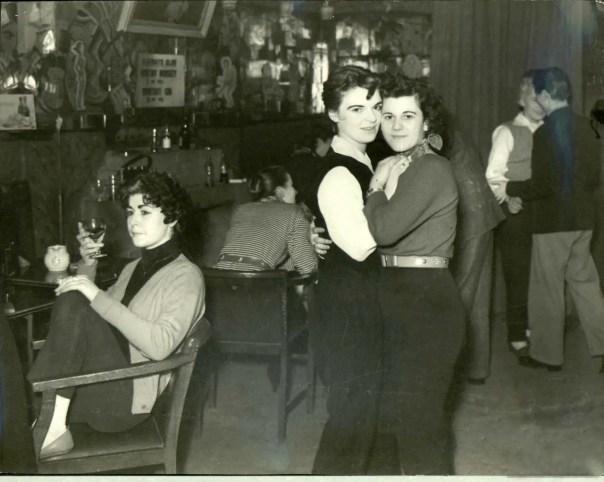 The Gateways Club in Chelsea c.1953.