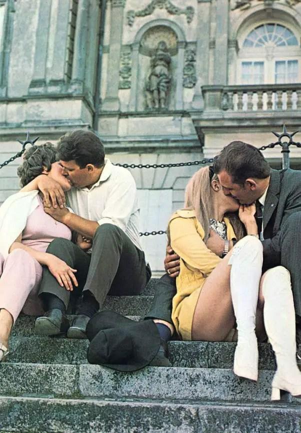 Miniskirts And Stairs 1960s Women In Peril  Flashbak
