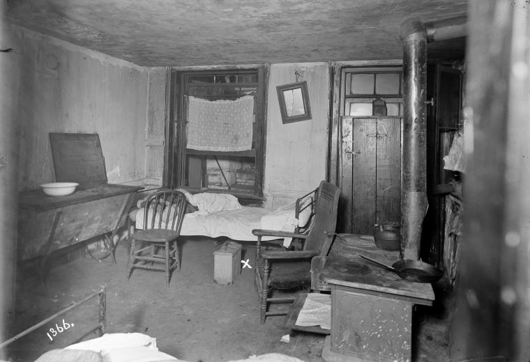 Photographs Of Tenement Houses On Orchard Street New York City 19021914  Flashbak