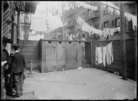 Photographs Of Tenement Houses On Orchard Street, New York ...