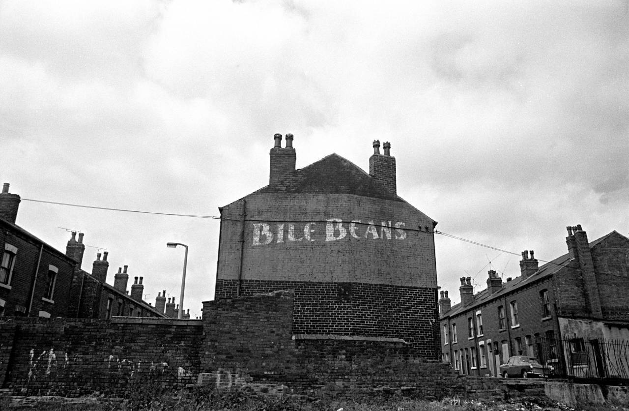 Photos Of Leeds Slums 196972