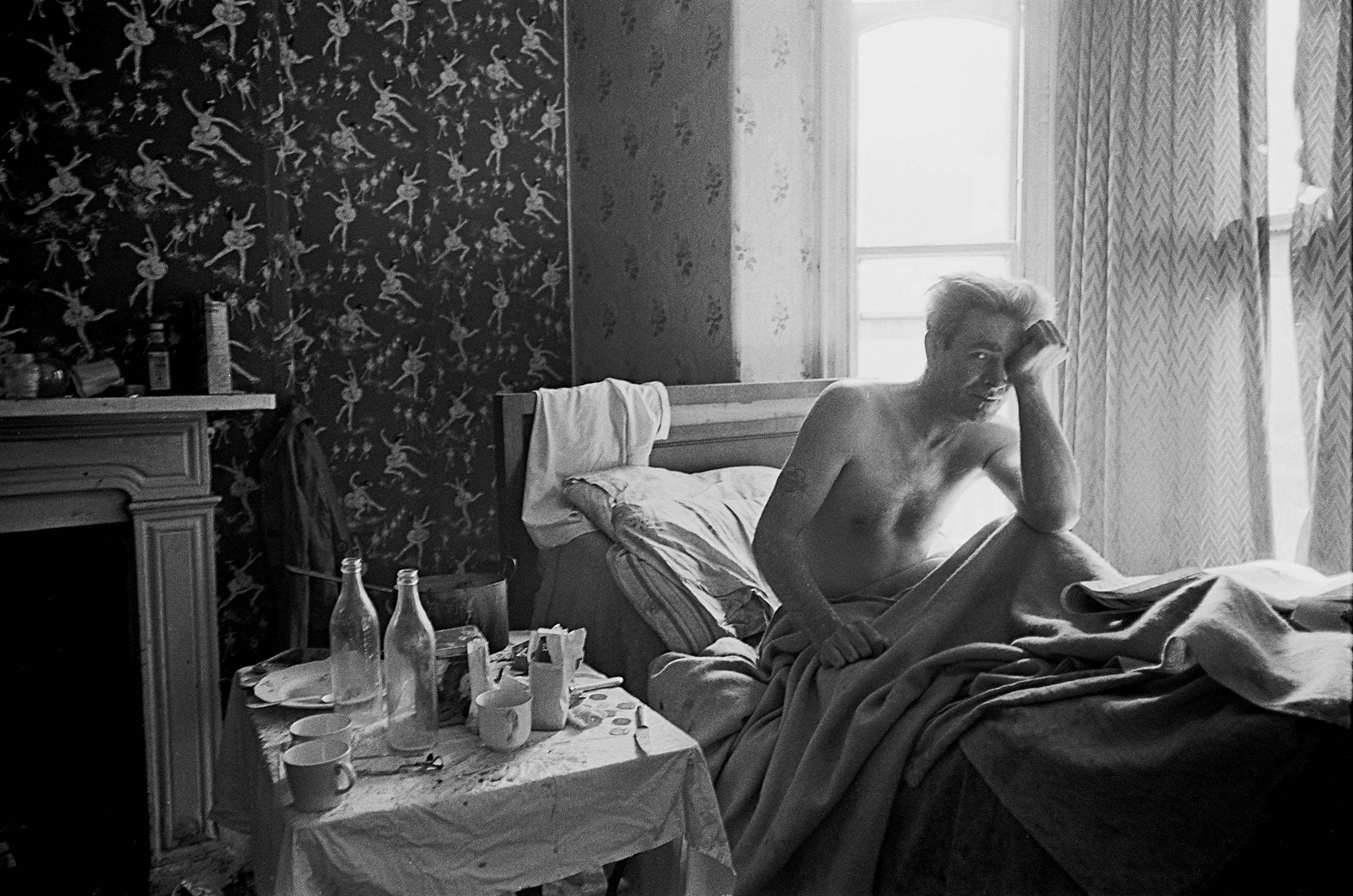 kitchen loans and bath st louis powerful photos of manchester slums 1969-72