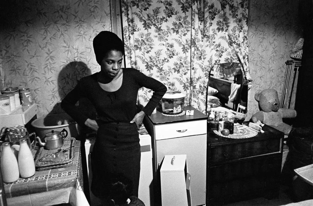 Photos Of Slum Life In London 196972