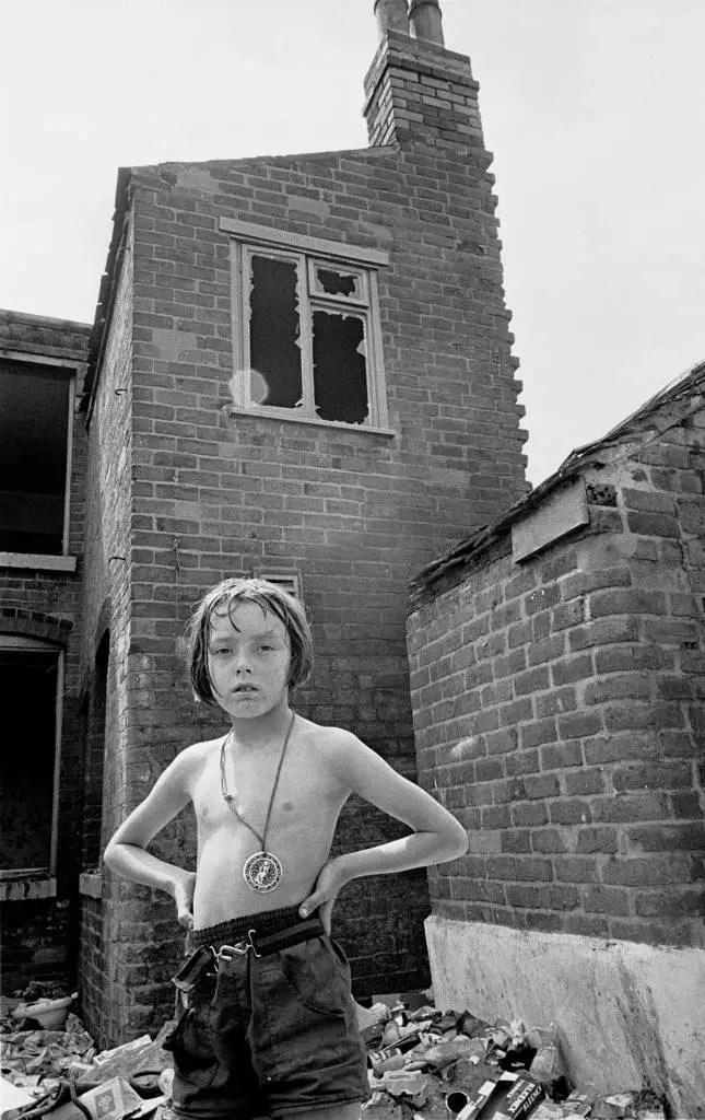 Photos Of Slum Life And Squalor In Birmingham 196972