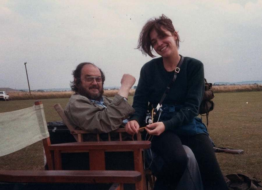 Just a Daughter and her Father Photographs of Vivian Kubricks life with Stanley  Flashbak