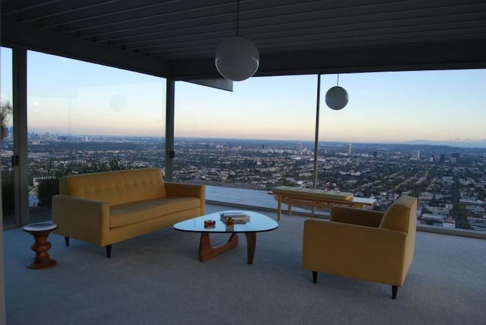 Touching The MidCentury Dream In Pierre Koenings Stahl House  Flashbak