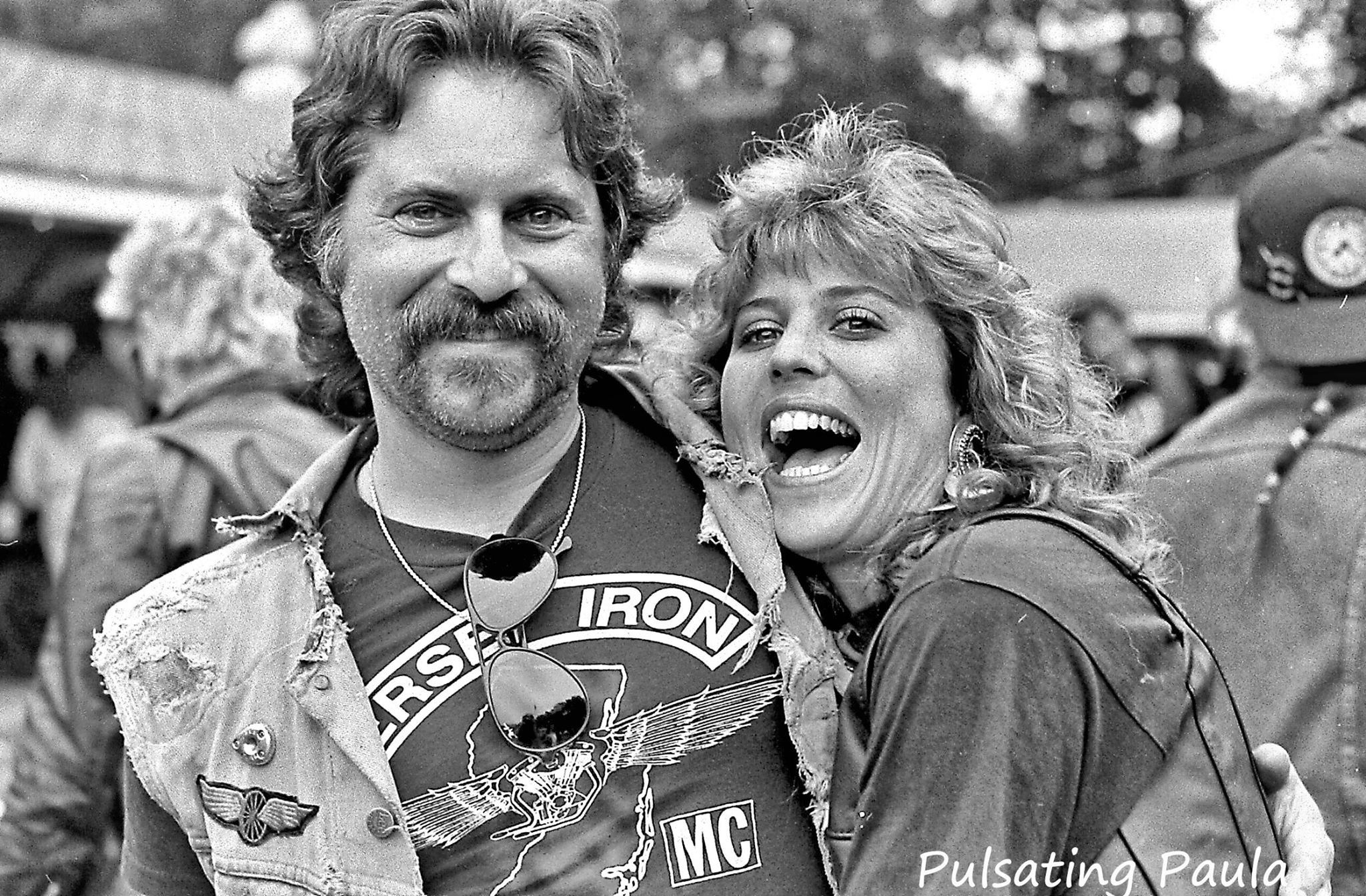 Pulsating Photos Of New Jersey Bikers In The 1980s and 1990s