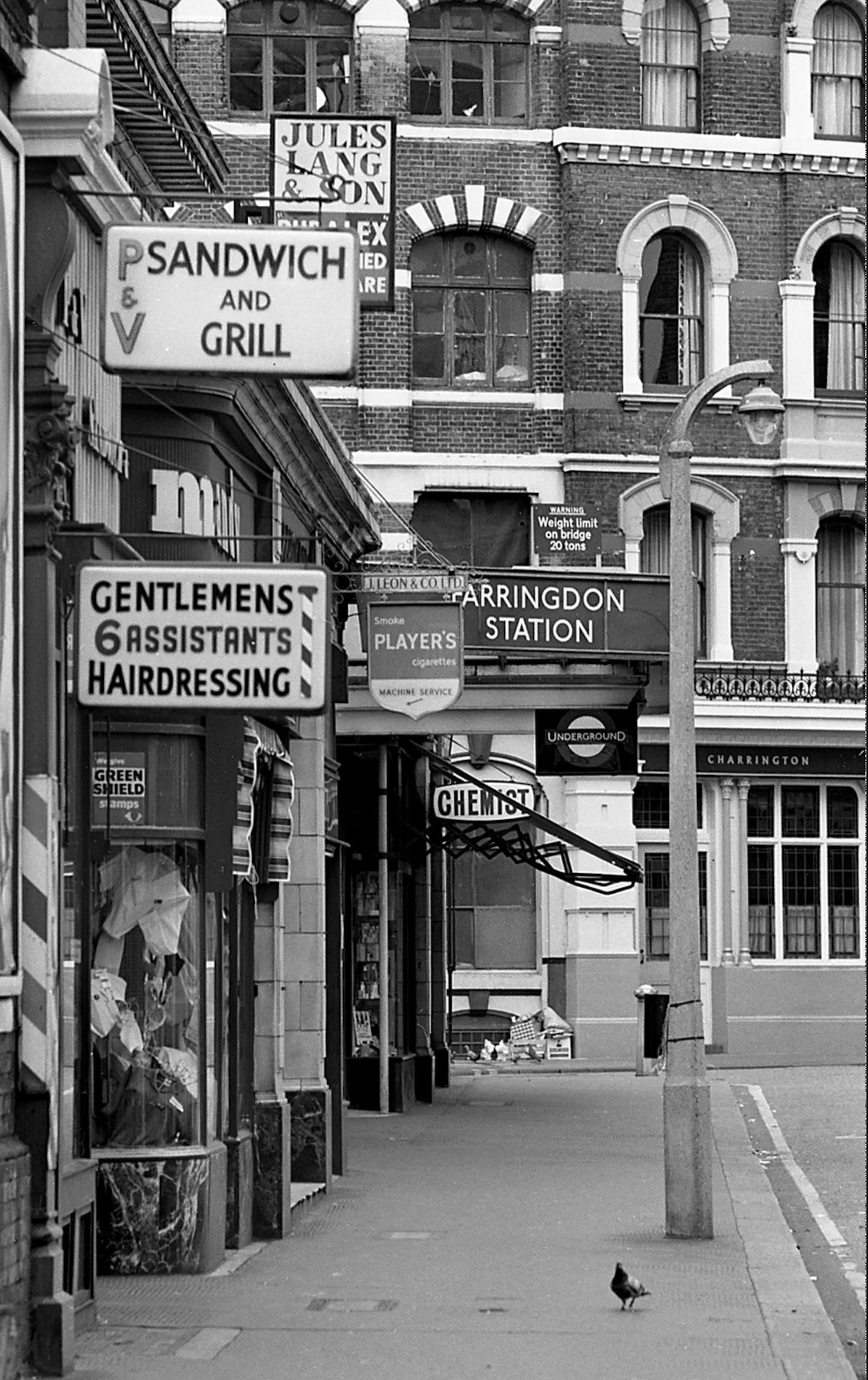 Glorious Pictures Of London In 1967