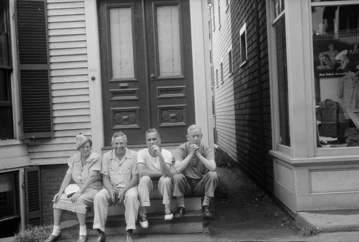 Glorious Summers In PTown Photos From The Massachusetts