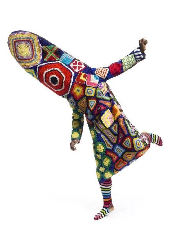 Soundsuits Nick Caves Noisy Human Masquerade Ball  Flashbak