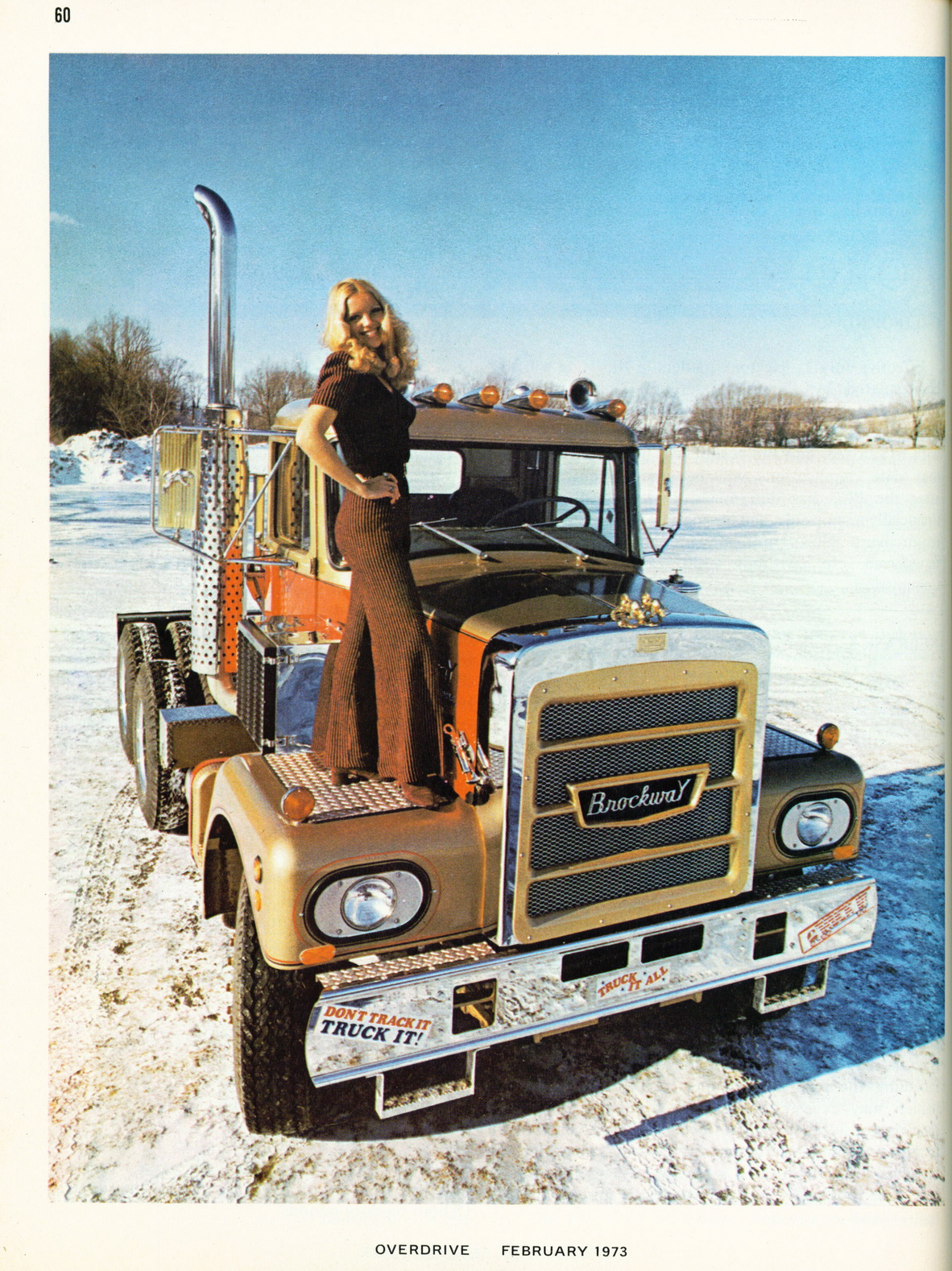 Overdrive Magazine 19721973 Voice of the American