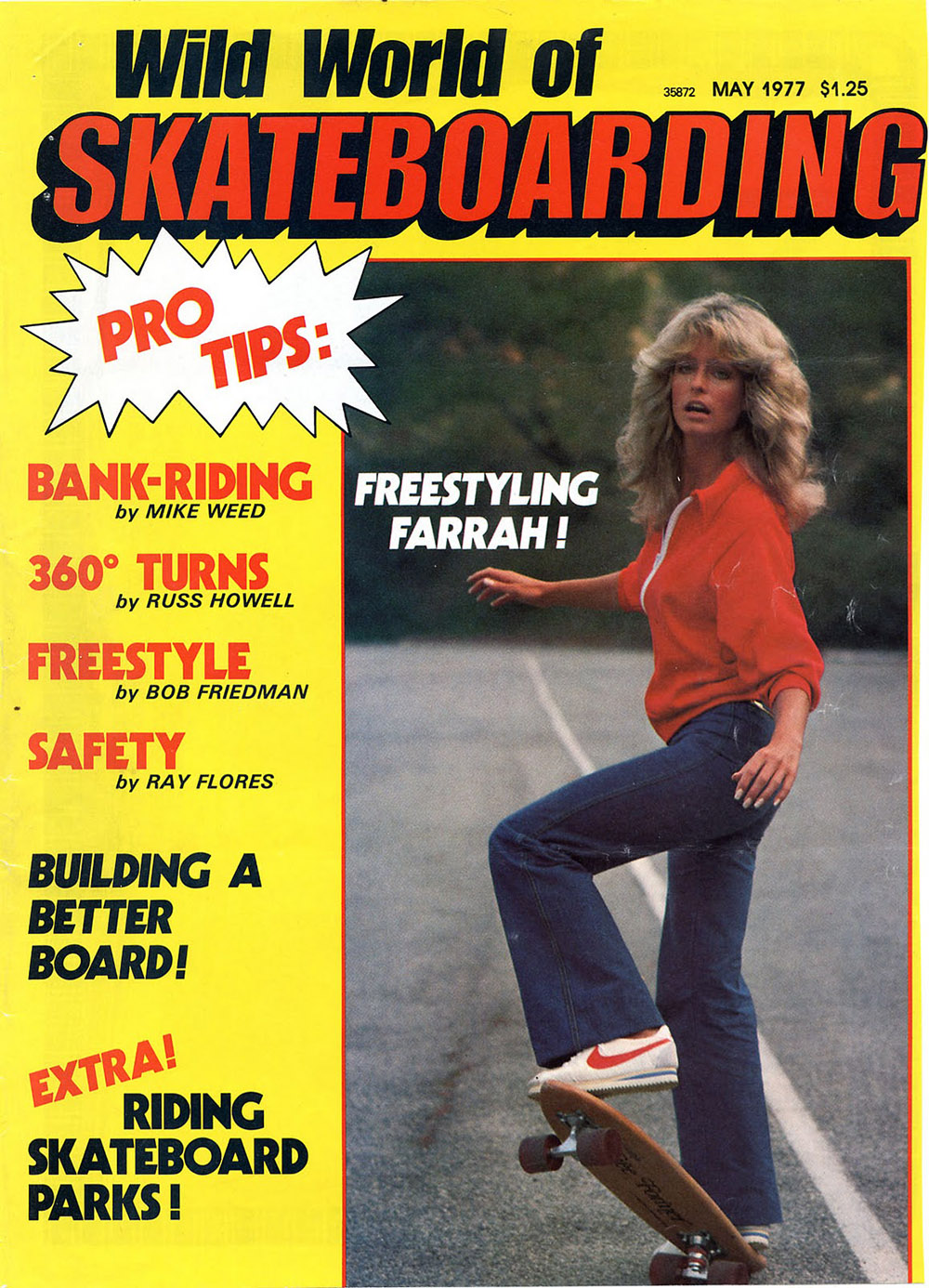 Farrah Everywhere The Countless Farrah Fawcett Magazine Covers Of 1976 To 1980 Flashbak