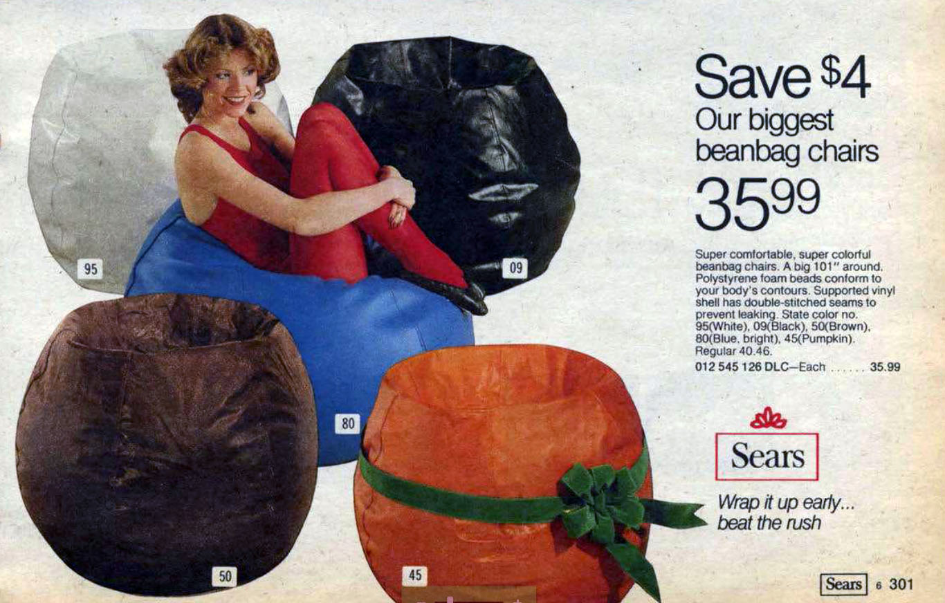 star wars bean bag chair phil and teds poppy the comfy sacks of seventies flashbak