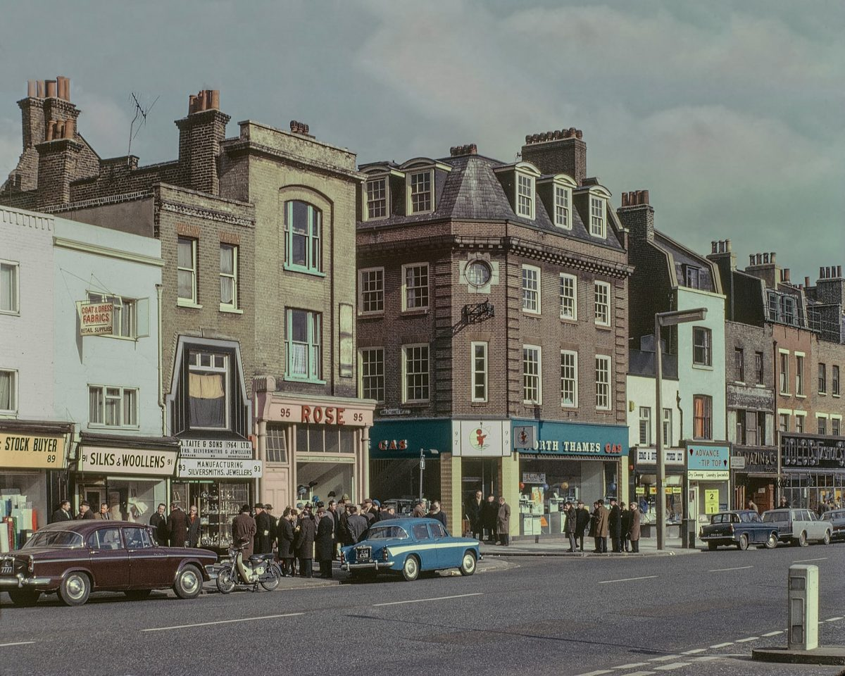 The Car Movie 1977 Wallpaper Sensational Kodachrome Photos Of London S East End By