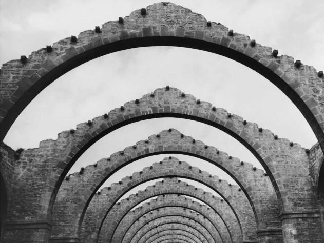 Chantier naval, Barcelone, Espagne 1959 Lucien Hervé