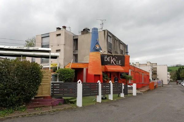 abandoned French nightclubs disco Tabuchi