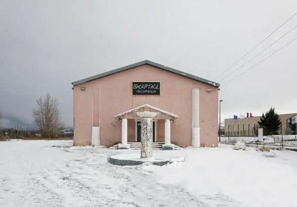 abandoned French nightclubs Tabuchi