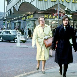 27 Snapshots of Manchester In The 1960s