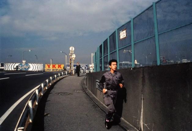 Tokyo Japan Haneda airport, Tokyo, Japan, 1982.