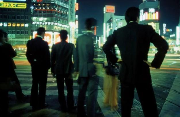 Shibuya_Crossing_1976Tokyo Japan