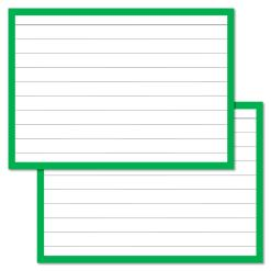 Green Flashcards A7