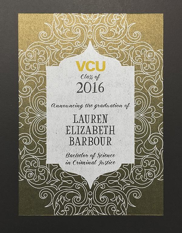 2016 graduation announcements flash