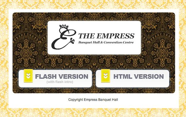 flash-website