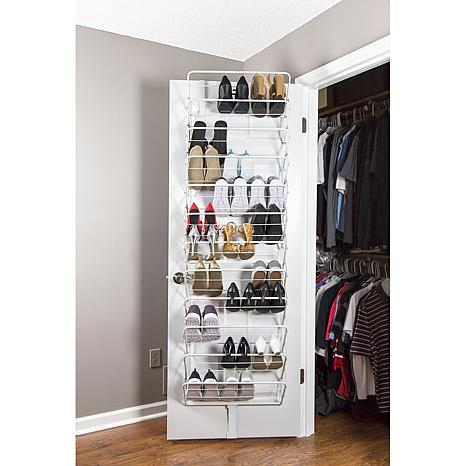 Charmant Over The Door Foldable Shoe Rack