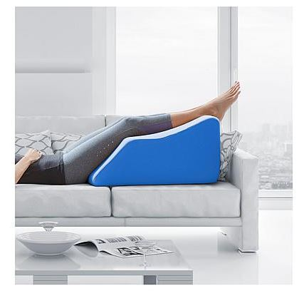 Lounge Doctor Cool Gel Memory Foam Leg Rest Deal Flash