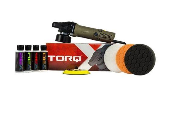 Torq Torqx Random Orbital Polisher Kit Deal Flash Deal