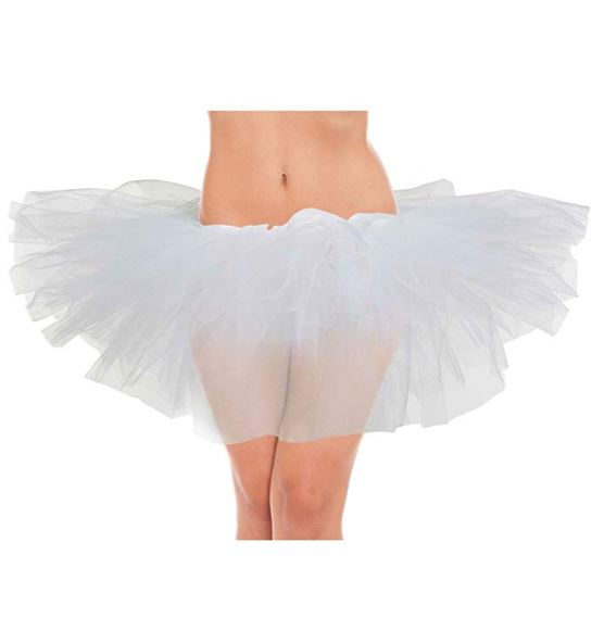 belababy Skirt Classic 5 Layers Tulle Tutu Deal - Flash Deal Finder