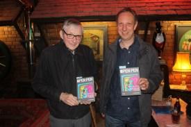 Jim Moeller and Michael Hurst