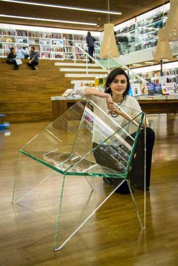 Designer Maria Alice de Carvalho