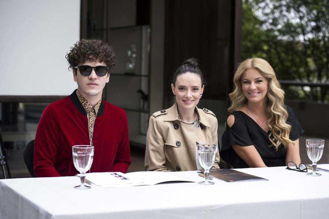 Juri técnico: Lau Neves, beauty artist, Vânia Goy, editora de beleza Cosmopolitan Brasil e Denise Céspede, Diretora da Ford Models.