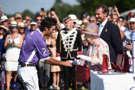 Cartier Queen's Cup Polo