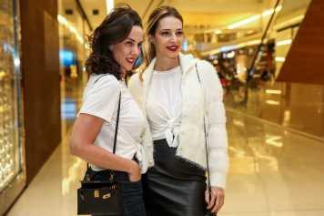 Ana Isabel Carvalho Pinto e Camila Espinosa