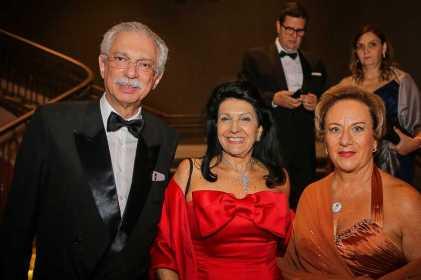 André Newman, Bia Braga e Ana Ronchetti