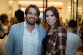 Rafael Demarchi e Laura Micaela Demarchi