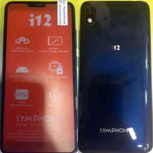 Symphony i12 Flash File Customer Care [Hang Logo Dead Recovery LCD Fix Firmware]100% Tested