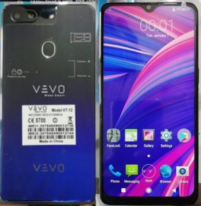 Vevo VT 12 Flash File [Hang Logo Dead Recovery LCD Fix Firmware]100% Tested