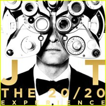 45. Justin Timberlake – The 20/20 Experience Pt 1[RCA Records]