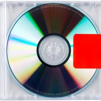 37. Kanye West – Yeezus [Def Jam]