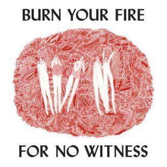 2. Angel Olsen - Burn Your Fire For No Witness