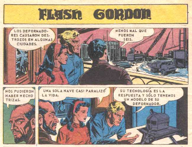 FLASH GORDON NOVARO NO.30 DE NOVARO