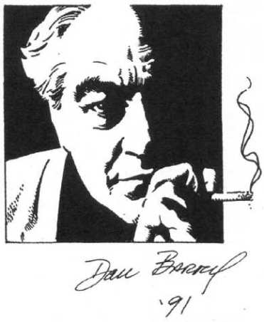 DAN BARRY EN GIJÓN, 1991