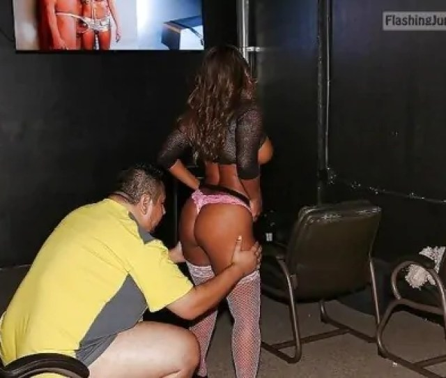 Black Stripper For Fat Guy