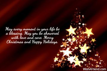 merry xmas message 2