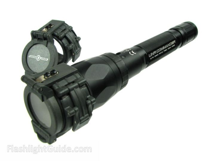 SureFire UNR Commander with FM14 BeamShaper Diffuser