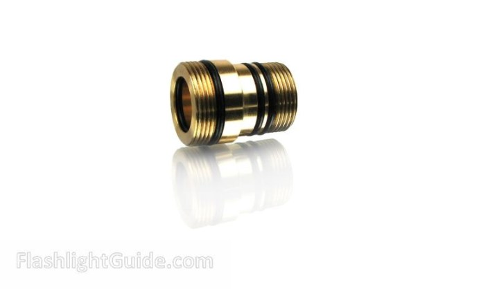 OVEREADY Brass TL20 Shorty Cell Tube